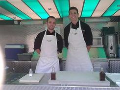 Wayne & Simon | Tom & Simon's Kitchen