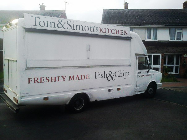 Mobile fish & chip van | Starting out