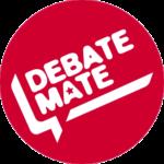 DebateMate_logo_on_circle