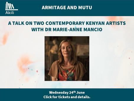 Event: Armitage and Mutu