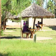 Makuti shelter