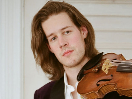 Thomas Gould concert for the Akili Trust