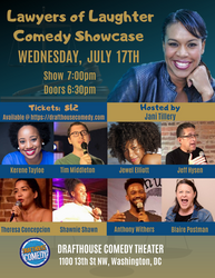 Lawyers of Laughter Comedy Showcase