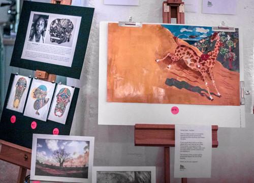 Artworks for the Kenya East auction