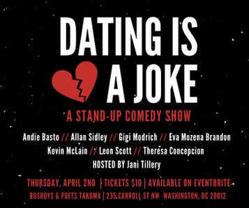 Dating is a Joke: A Stand-Up Comedy Show