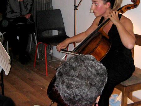 Cello recital in aid of the Akili Trust