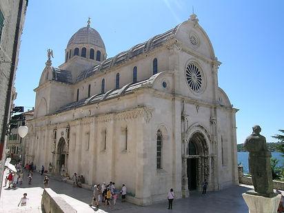 Katedrala svetog Jakova Šibenik | Apartmani Brodarica