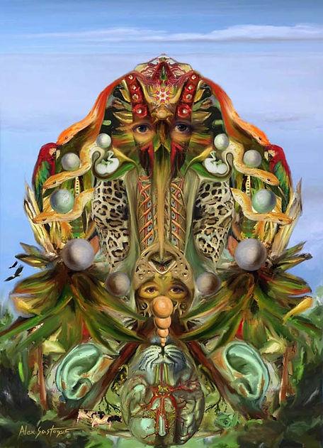 Alt alex sastoque , arte visionario