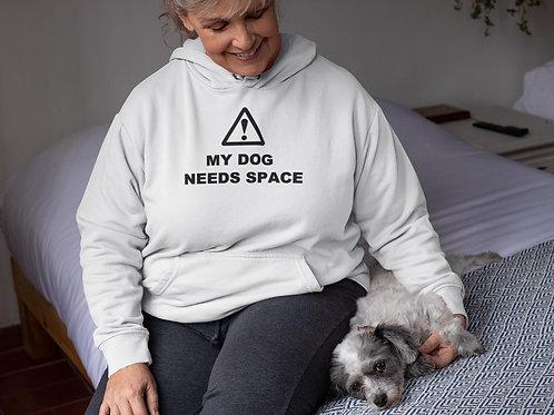 Space Needed Hoodie