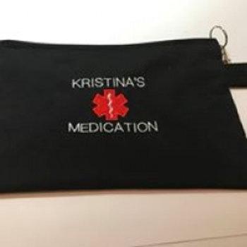 Medication/Essentials Bag
