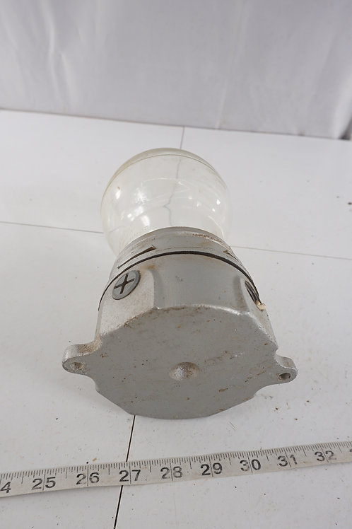 Industrial Light With Explosion Proof Glass Dome