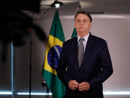 Marco Aurélio atende PGR e arquiva notícia-crime contra Bolsonaro