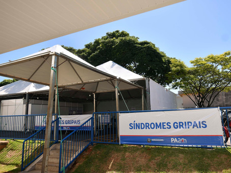 Saúde implanta ambulatório exclusivo para suspeita de síndromes gripais