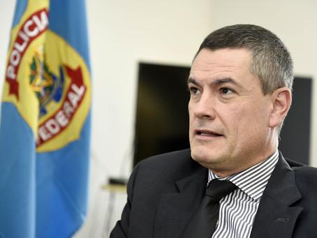 Bolsonaro exonera Valeixo do comando da PF e Ministro Sérgio Moro marca coletiva para as 11h