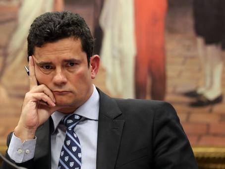 Urgente: Sergio Moro pede demissão do governo Bolsonaro