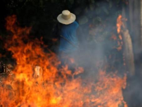 #PrayForAmazonas: Queimadas viram assunto mais comentado no Twitter no mundo