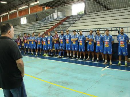 Umuarama e Cascavel se enfrentam nesta noite pelo Paranaense de Futsal