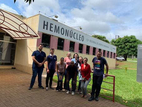 Hemonúcleo de Umuarama pede doações de sangue para repor estoque