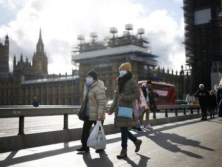 confinamento no Reino Unido deve durar até o fim do ano
