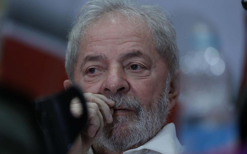 Na sexta-feira (27), o Ministério Público Federal (MPF) pediu a progressão da pena do ex-presidente à Justiça — Foto: Reprodução