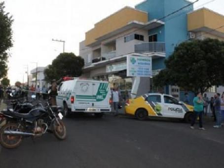 Morre mãe atingida por tiro disparado pelo próprio filho em Cianorte