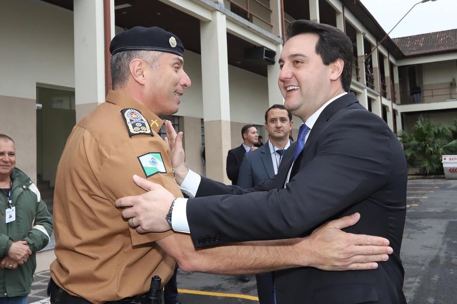 (Foto: Reprodução /  Agência de Notícias do Paraná)