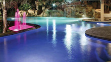 Pool Lighting Gets Artistic and Technical