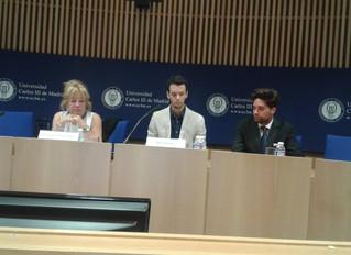 Conferencia Comisión Asuntos Iberoamericanos