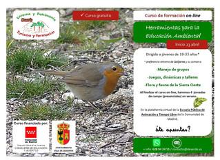 Formación online de Herramientas para la Educacion Ambiental