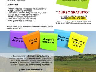 Dinámicas y recursos para la Educación Ambiental: Quijorna