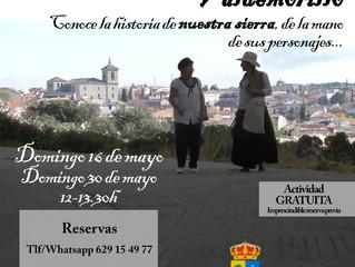 Visitas Teatralizadas en Valdemorillo