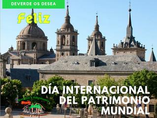 Feliz Día Internacional del Patrimonio Mundial