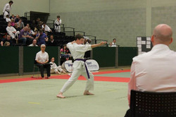 Students From Kaizen Karate Club