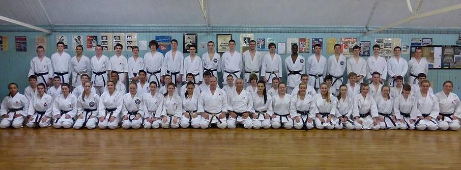 KUGB Kumite Squad 2014