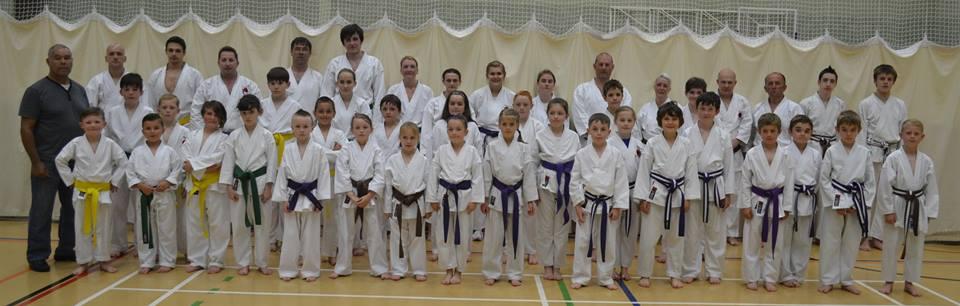 Students from Sendai Kushiro & Kaizen.Karate Club.jpg