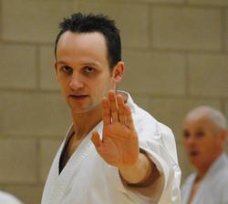 All grades open Karate course.