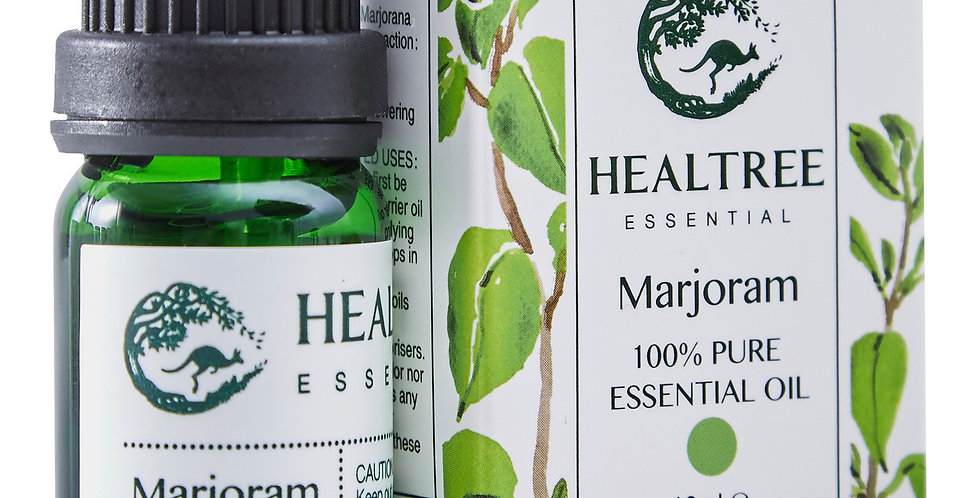 Marjoram Essential Oil - 100% Pure Marjoram Oil - 10ml