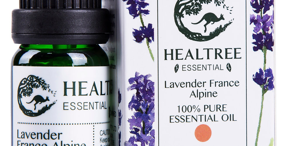 Lavender Essential Oil -  France Alpine 100% Pure Lavender Oil - 10ml