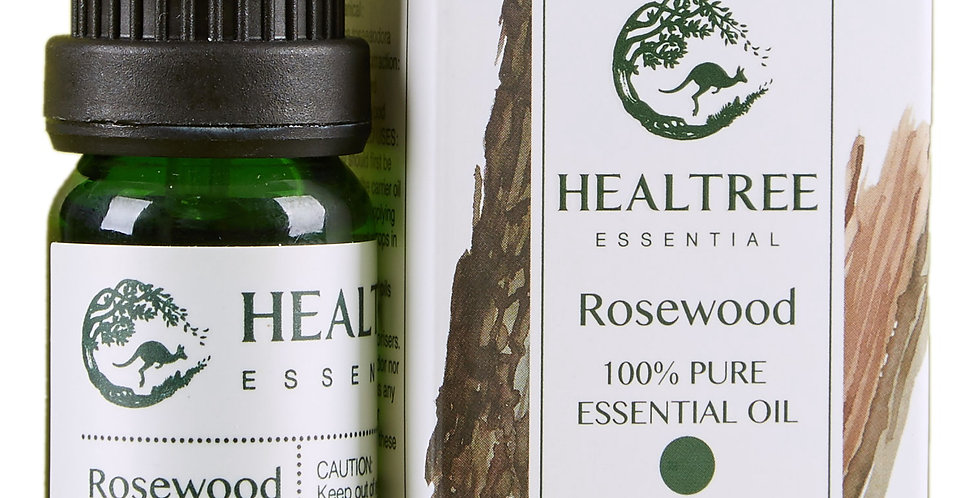 Rosewood Essential Oil - 100% Pure Rosewood Oil - 10ml