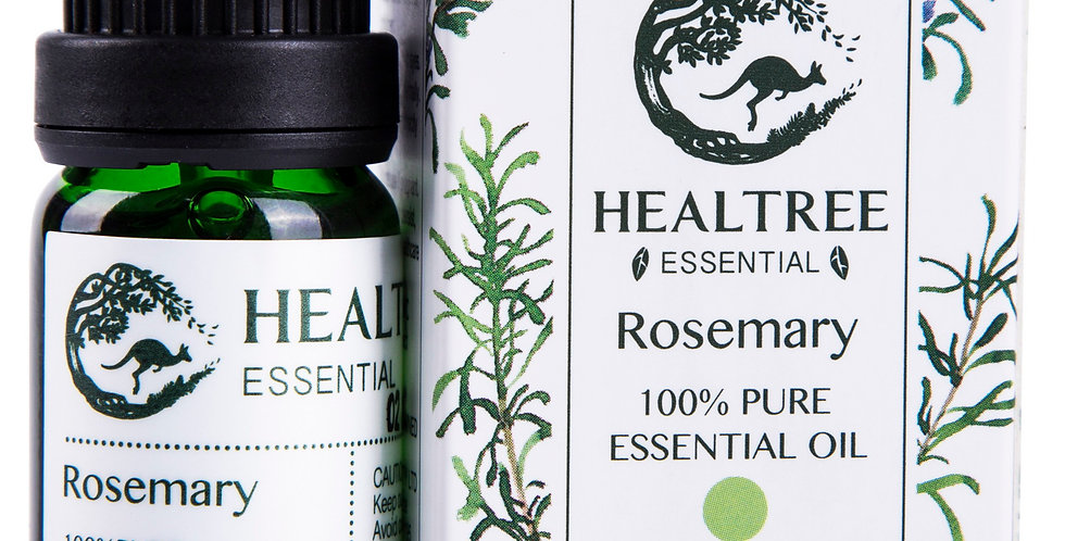 Rosemary Essential Oil - 100% Pure Rosemary Oil - 10ml