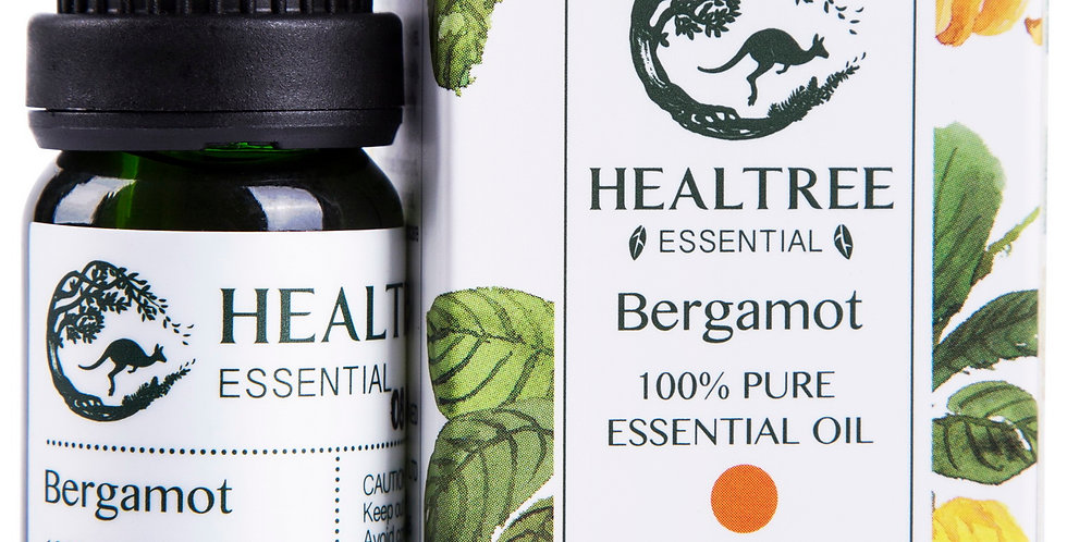 Bergamot Essential Oil - 100% Pure Bergamot Oil - 10ml