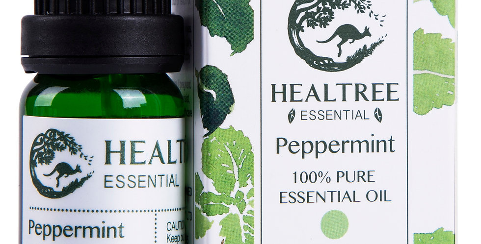 Peppermint Essential Oil - 100% Pure Peppermint Oil - 10ml