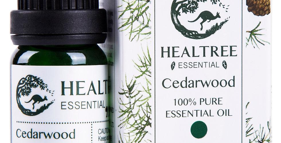 Cedarwood Essential Oil - 100% Pure Cedarwood Oil - 10ml