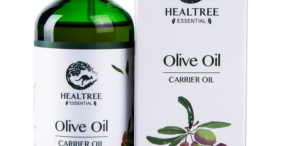 Olive Carrier Oil 100ml - Australia Extra Virgin Grade - 100% Pure Cold Pressed