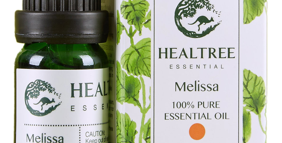 Melissa Essential Oil - 100% Pure Melissa Oil - 10ml