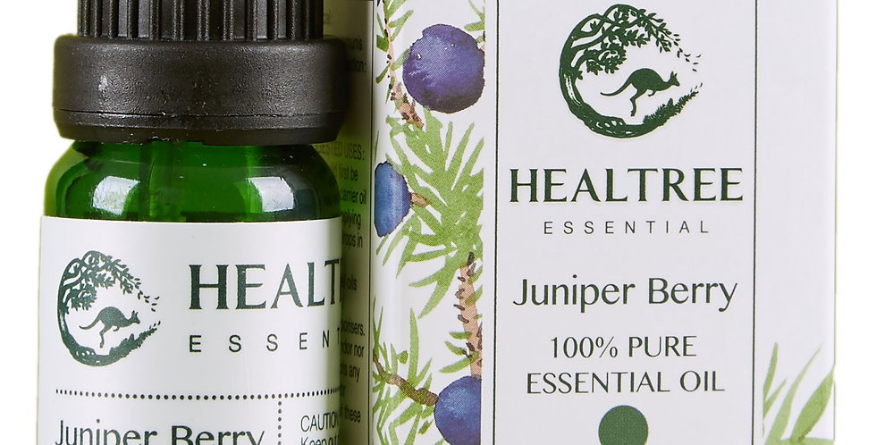 Juniper Berry Essential Oil - 100% Pure Juniper Berry Oil - 10ml