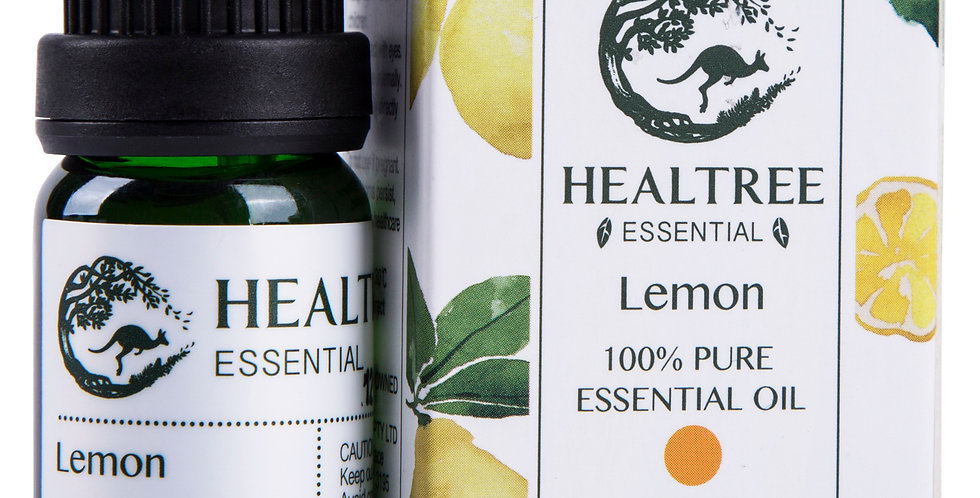 Lemon Essential Oil - 100% Pure Lemon Oil - 10ml