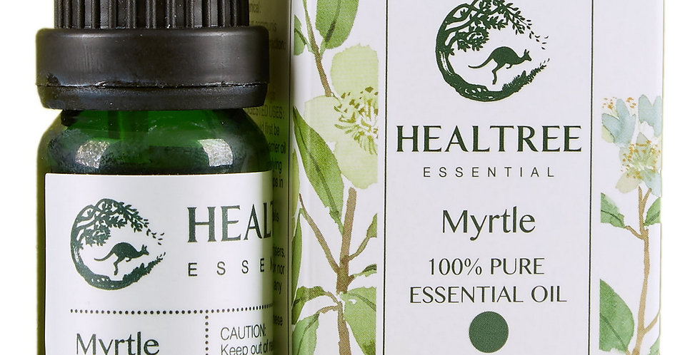 Myrtle Essential Oil - 100% Pure Myrtle Oil - 10ml