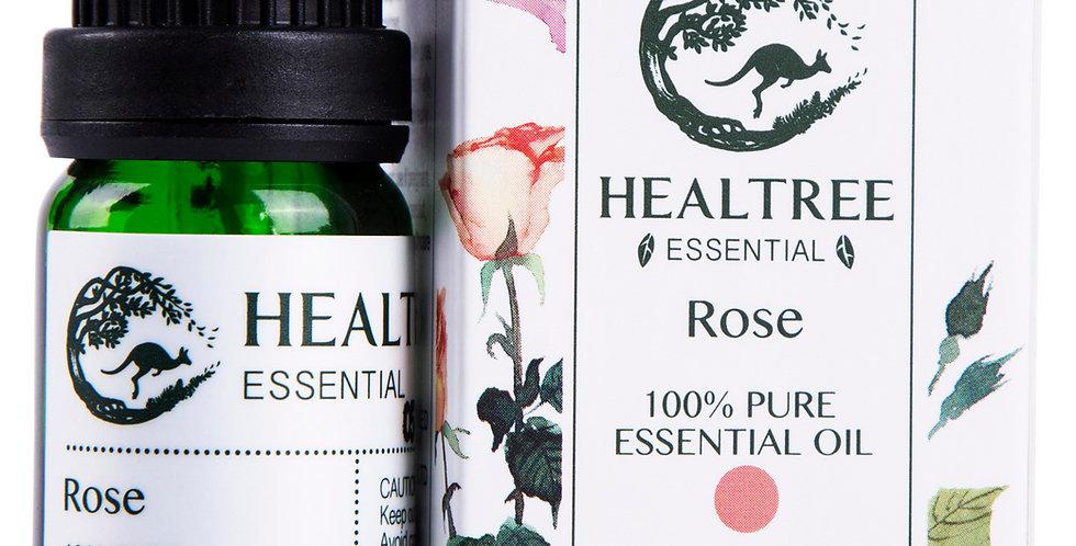 Rose Essential Oil - Otto Bulgarian 100% Pure Rose Oil - 1ml