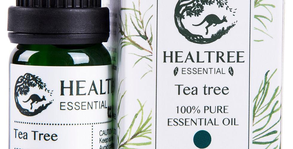 Tea Tree Essential Oil Australia - 100% Pure Tea Tree Oil - 10ml